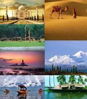 India Land of diversity and Culture