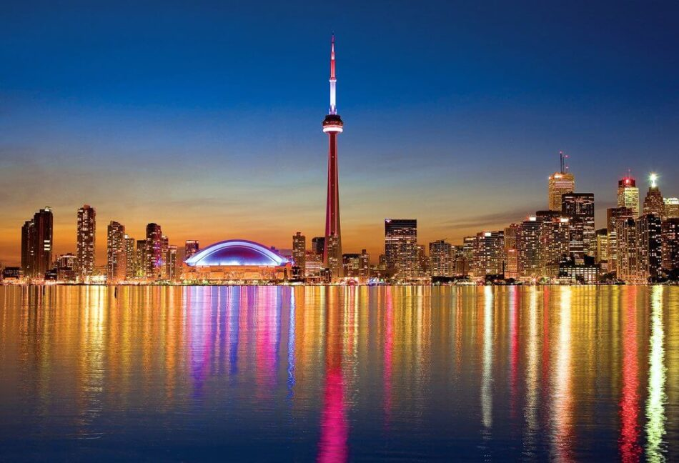 history of Toronto Canada, what about Canada country